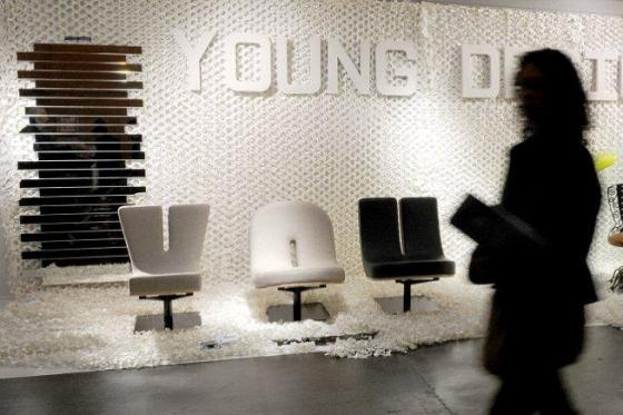 Miroir au design modulable présenté à Lille