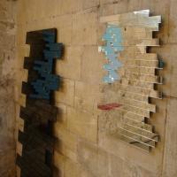 Miroirs design Paris,Création de Santos,grand choix de miroir ultra moderne du designer