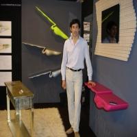 Designer Normand,Designer Rouen mickaël de Santos présente ses meubles et miroirs design « Maison déco » Rouen