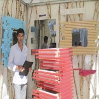 Miroirs Modernes,Designer St Tropez, Mickaël de Santos vous propose des décors uniques,Créateur Designer,Mickael de Santos vous crée un décor de rève