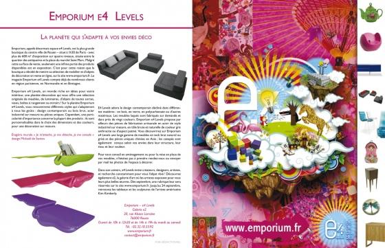 76000 Rouen,Mickael de Santos designer en vente chez Emporium, Rue Alsace Loraine Rouen