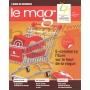 Couverture du magazine « Le Mag »