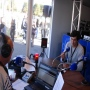 Interview sur France Bleu en direct de la Transat Jacques Vabre.