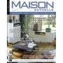 Créations design de Mickael de Santos dans « Maison Actuelle »le magazine de la décoration tendance