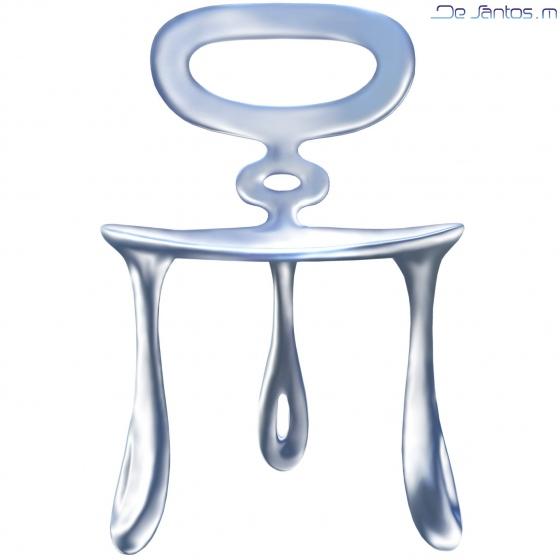 Le confort cette chaise design est le déterminant fondamental