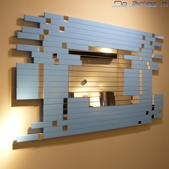 Miroir modulable « Réflexion mobile»