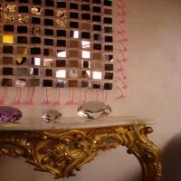 Tapis de miroir mural