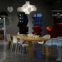 Miroir design« Segment d'Horizon »sa forme change suivant votre envie