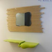 Miroir « Regard Ondulant »